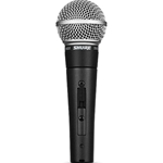 SM58S Shure Vocal Microphone SM58 w/ Switch