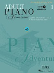 Adult Piano Adventures Bk1 w/CD