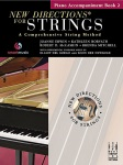 New Directions for Strings Bk 2 Piano