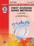 First Division Band Method Bk1 F Horn