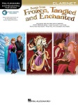 Frozen Tangled & Enchanted  - w/Audio - Clarinet