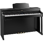 HP603 Roland Digital Piano W/ Stand, Bench & BT Audio