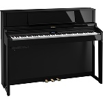 Roland LX7 SuperNatural Modeling Piano w/ Stand & Bench