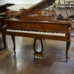 101KI Used Kimball Grand Piano