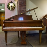101FISC Used Fischer Grand Piano