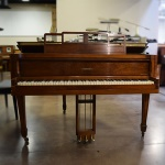 101G Used Gulbranson Baby Grand