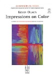Impressions on Color - w/CD VD1
