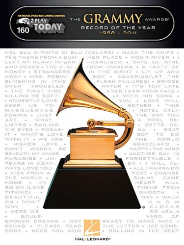 The Grammy Awards Record of the Year - 1958-2011 - Volume 160 - EZPT(Easy Play Today)