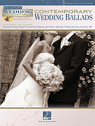 Wedding Essentials - Contemporary Wedding Ballads - PVG