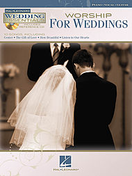 Worship for Weddings w/CD - PVG