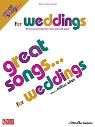 Great Songs For Weddings - PVG