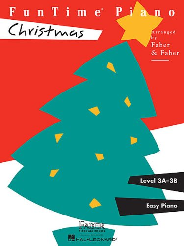 Funtime Piano Christmas 3A-3B
