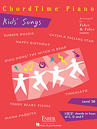 Chord Time Children Songs Lvl 2B