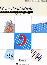 I Can Read Music Note Speller Bk1
