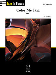 Color Me Jazz Book 1