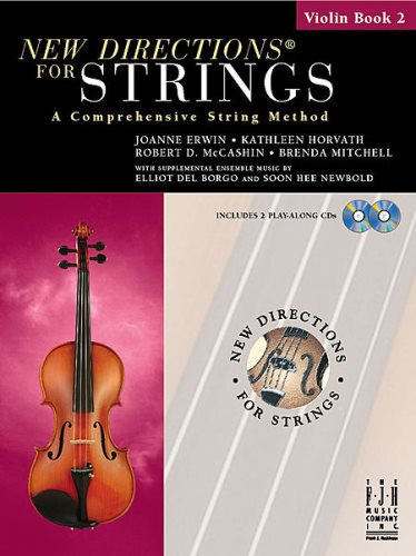 New Directions for Strings Bk 2
