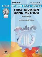 First Division Band Method Bk2 Bar Bc