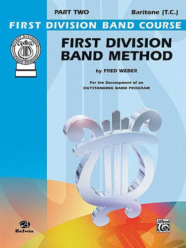 First Division Band Method Bk2 Bar TC
