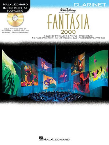 Fantasia 2000 - w/CD - Clarinet