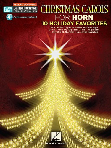 Christmas Carols 10 Holiday Favorites - Horn