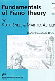 Fund Piano Theory Teacher Answer Lvl 7