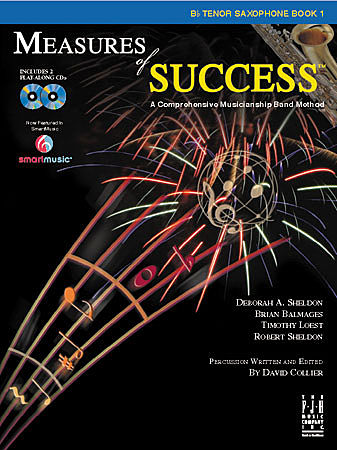 Measures of Success Book1 Tenor Sax