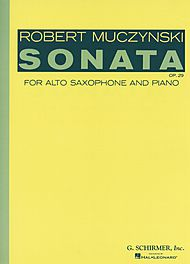 Sonata For Alto Saxophone
