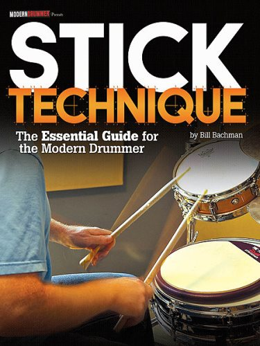 Modern Drummer Stick Technique - Drumset