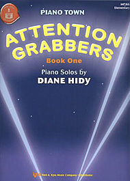 Piano Town Attention Grabbers Bk1
