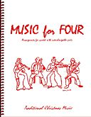Music for Four Pt 3 Clarinet