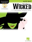 Wicked - w/CD - Alto Sax