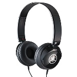 YHPH50B Yamaha HPH-50B Compact Closed-Back Headphones