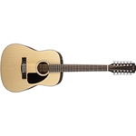 0961533021 Fender CD-100 12-String, Natural