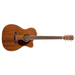 0960298221 Fender PM-3 Triple-0 All Mahogany with Case, Natural