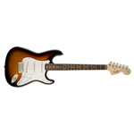 0310600532 Fender Squier Affinity Stratocaster Electric Guitar - Brown Sunburst
