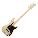 0196902721 Fender American Elite Precision Bass Ash, Maple Fingerboard, Natural