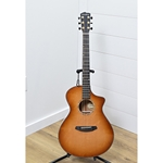LRPRCN03CEBCMY Breedlove Limited Run Premier Concert Copper CE Bearclaw Sitka-Myrtlewood. Exclusive to Dunkley Music