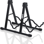 RIGTRAU2X Gator Double A-Frame Guitar Stand