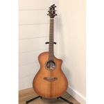 SNCN03CETEAM Breedlove Signature Concert Copper CE Torrefied European-African Mahogany Organic Collection