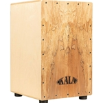 KPCAJONSPMAPLE Kala Spalted Maple Cajón