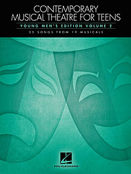 Contemporary Musical Theatre For Teens - Young Mens Vol 2
