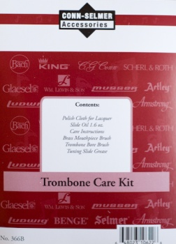 366B Conn-Selmer Trombone Care Kit