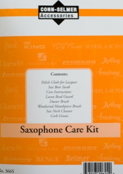 366S Conn-Selmer Alto Sax Care Kit