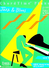 Chordtime Jazz & Blues Lvl 2B