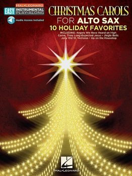 Christmas Carols 10 Holiday Favorites w/Audio