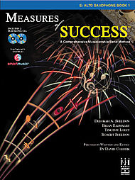 Measures Of Success Bk1 - Alto Sax