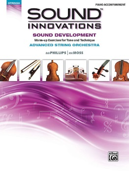 Sound Innovations Warm Up Piano Accompaniment