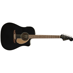 0970713506 Fender Redondo Player - Jetty Black