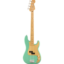 0149612373 Fender Vintera '50s Precision Bass, Maple Fingerboard, Seafoam Green