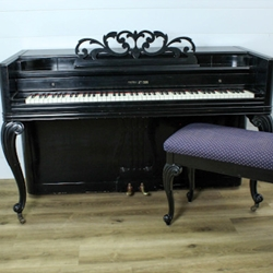 100CN Used Cable Nelson Vertical Piano